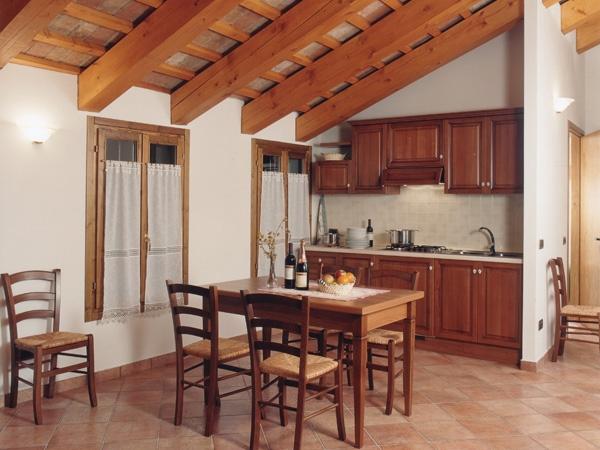 Agriturismo il Castagneto - Appartamento Aurora